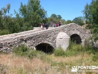 Pinar de Canencia y Mina de Plata del Indiano; puente de semana santa; tiendas trekking madrid